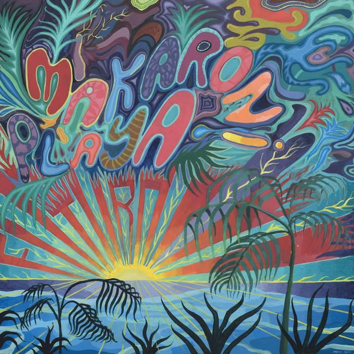 Playa Futuro cover art