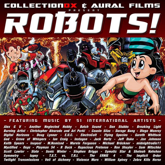 ROBOTS! cover art