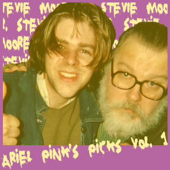 Ariel Pink's Picks Vol. 1 cover art