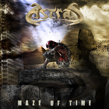 MAZE OF TIME cover art