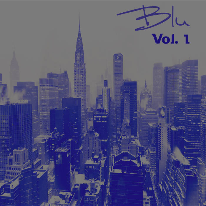 Blu Vol.1 cover art