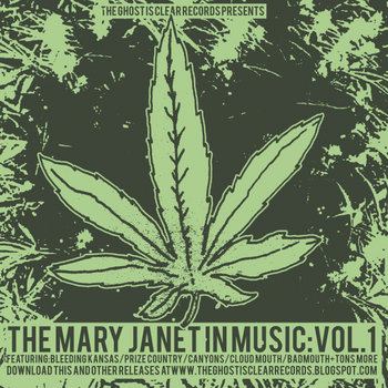 TGIC003 the Mary Janet in Music Vol. 1 cover art