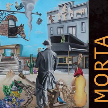 Morta cover art