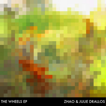 The Wheels EP cover art