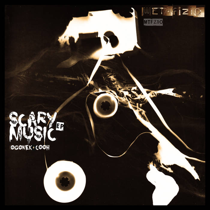 Scary Music EP cover art