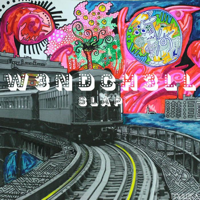 W3NDCH3LL: Slap cover art
