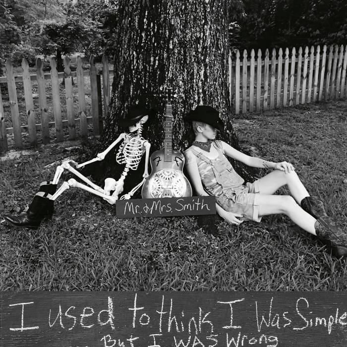 I used to think I was simple but I was wrong cover art