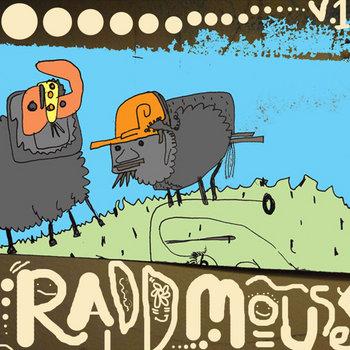 RaddMouse cover art