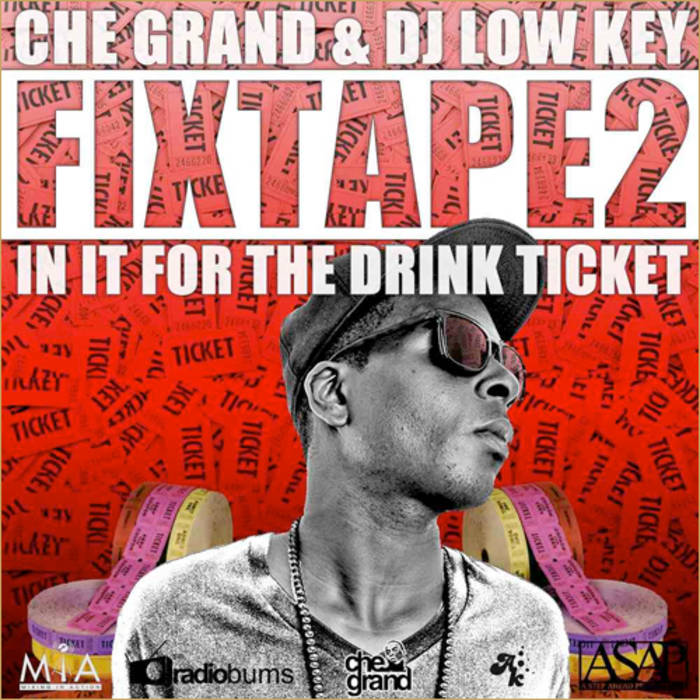 Fixtape Two (In It For The Drink Ticket) cover art