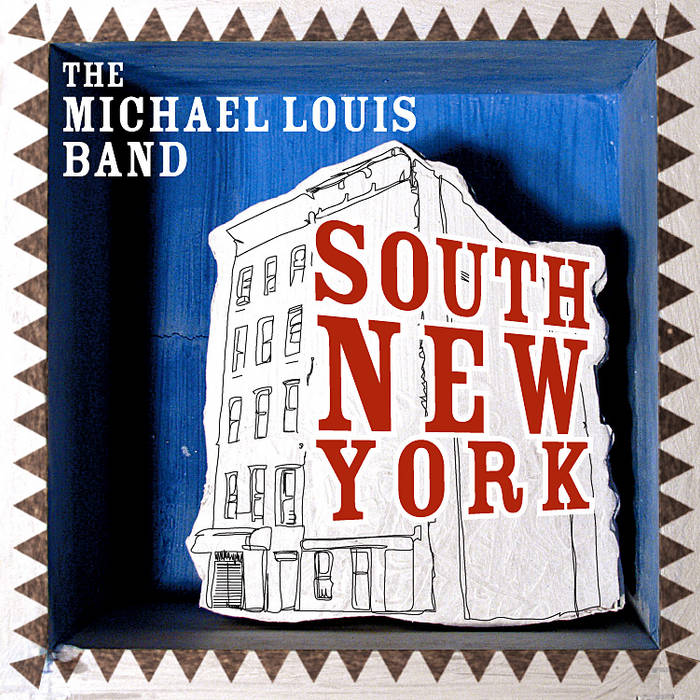 SOUTH NEW YORK cover art