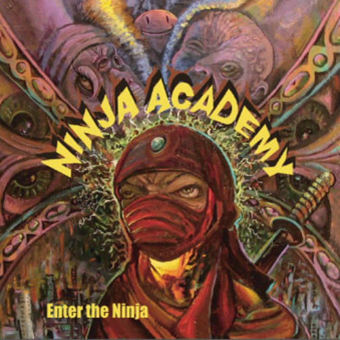 Enter The Ninja cover art