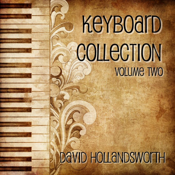Keyboard Collection Volume Two cover art