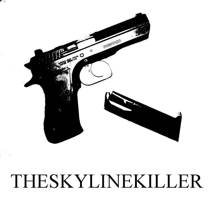 The Skyline Killer cover art
