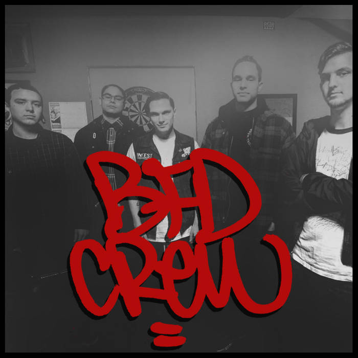 BFD CREW cover art