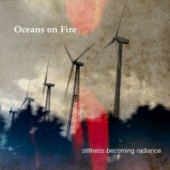 stillness becoming radiance cover art