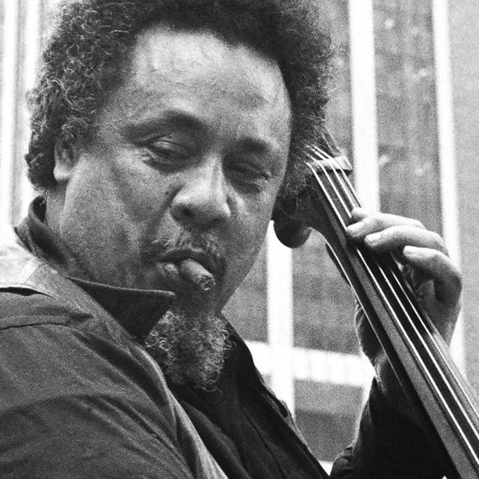 Thank You Charles Mingus cover art