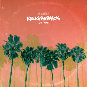 Kaligraphics Vol. II cover art