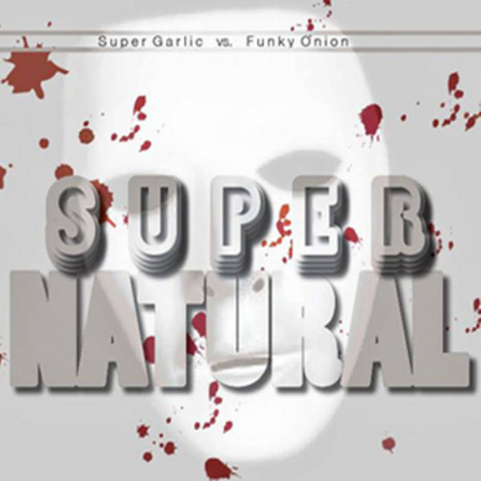 Supernatural cover art