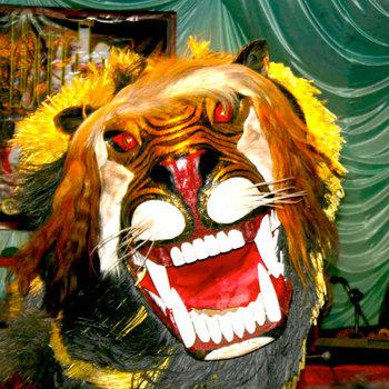 UNHEARD INDONESIA VOLUME 4: Singo Budoyo cover art