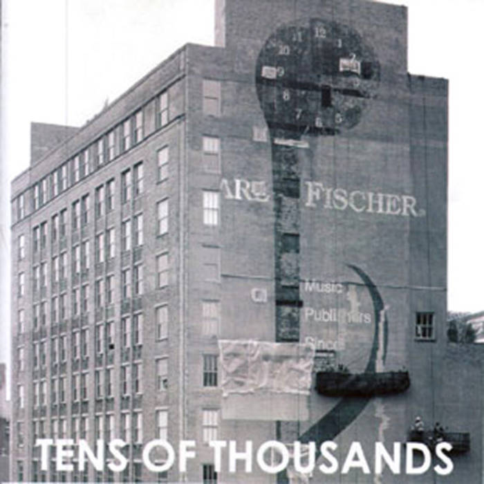 TENS OF THOUSANDS cover art