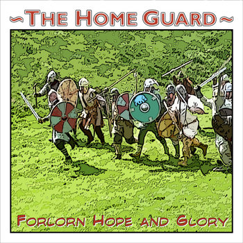 Forlorn Hope and Glory cover art
