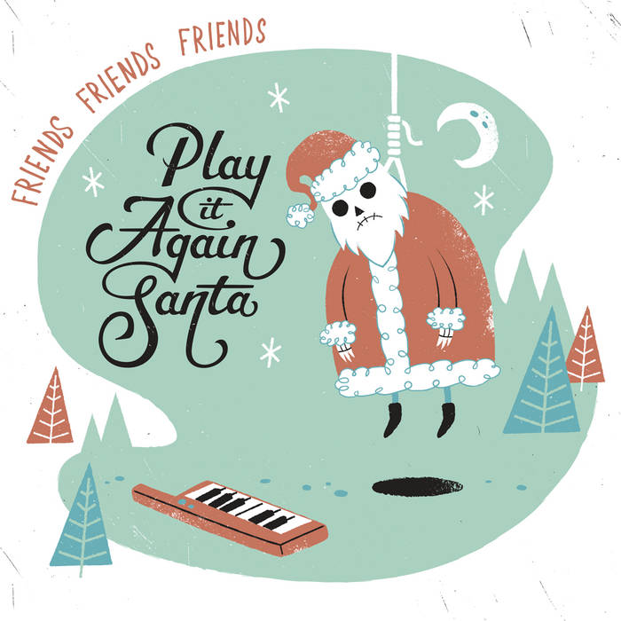 Play It Again, Santa! cover art