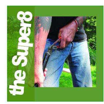 the Super8 cover art
