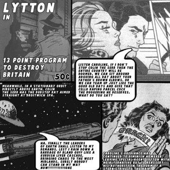 13 point program to destroy Britain cover art