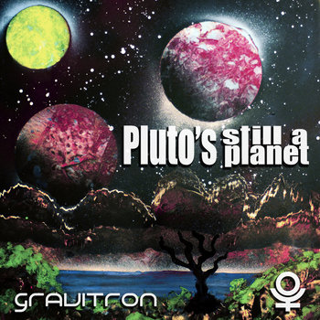 Gravitron cover art