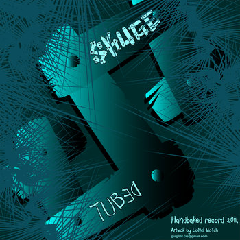 Tubed EP cover art