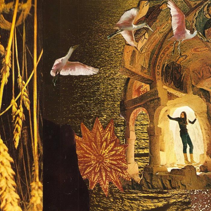 Mass Ornament / Motion Sickness of Time Travel split cover art