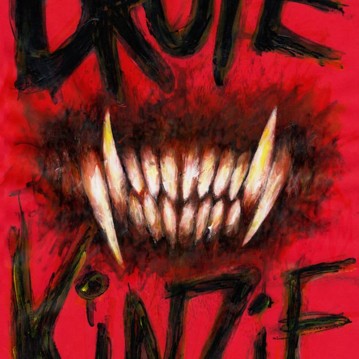 Brute cover art