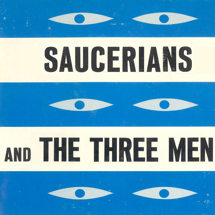 Saucerians cover art