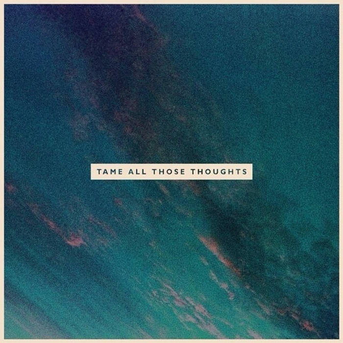 Tame All Those Thoughts cover art