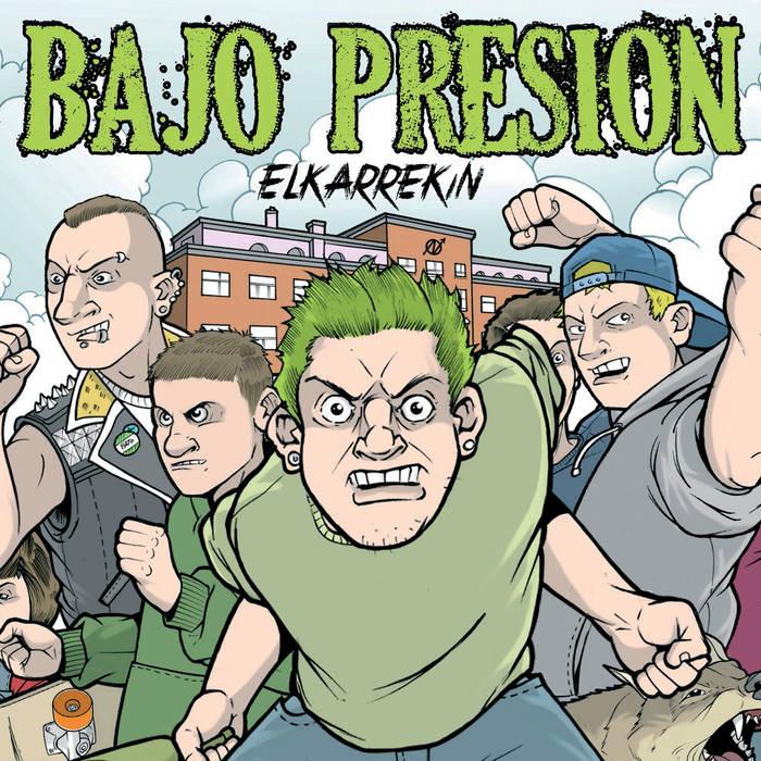Elkarrekin cover art