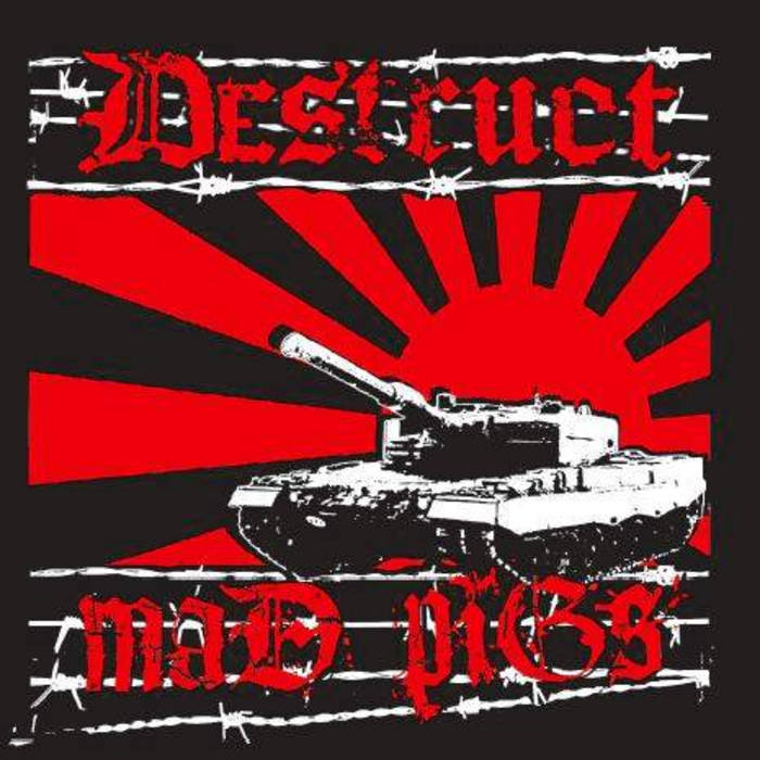 Global Resistance cover art