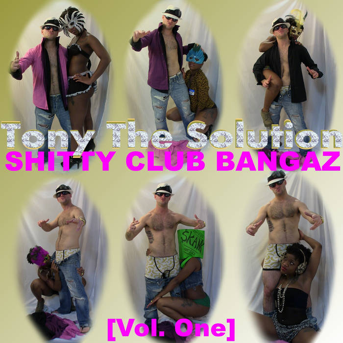 Shitty Club Bangaz [Vol. One] cover art