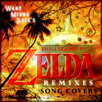 Zelda Song Remixes cover art