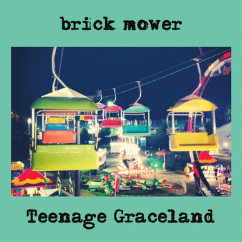 Teenage Graceland cover art