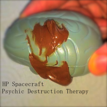 Psychic Destruction Therapy (EP) cover art