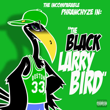 The Black Larry Bird cover art