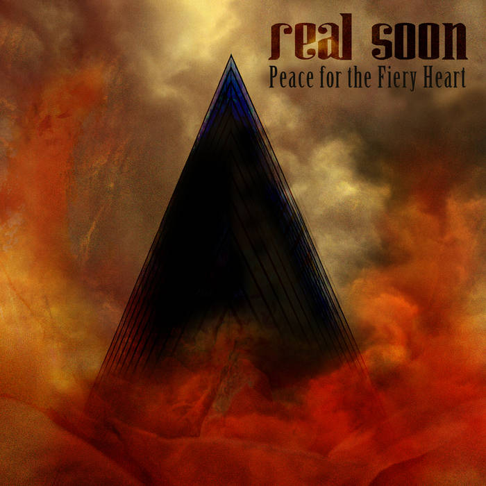 Peace for the Fiery Heart cover art