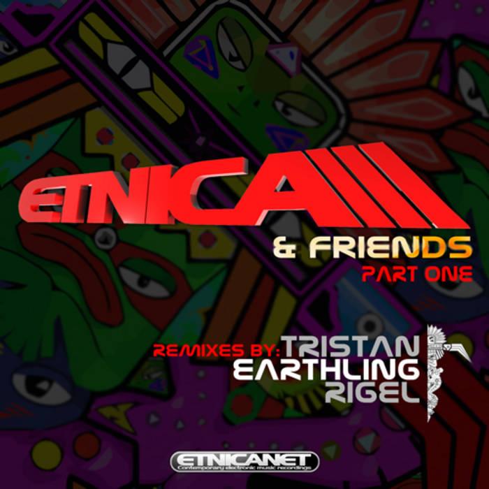 ETNICA & FRIENDS PART I cover art