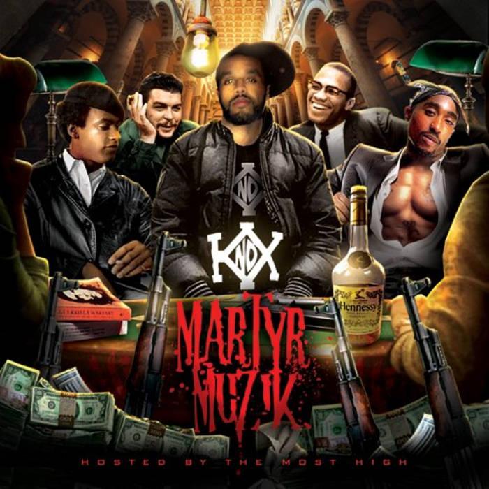 Martyr Muzik cover art
