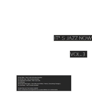 Its Jazz Now Vol.3 cover art