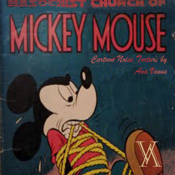 Masochist Church of Mickey Mouse cover art