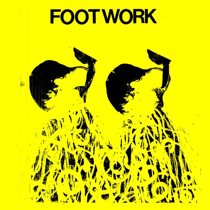 FOOTWORK cover art