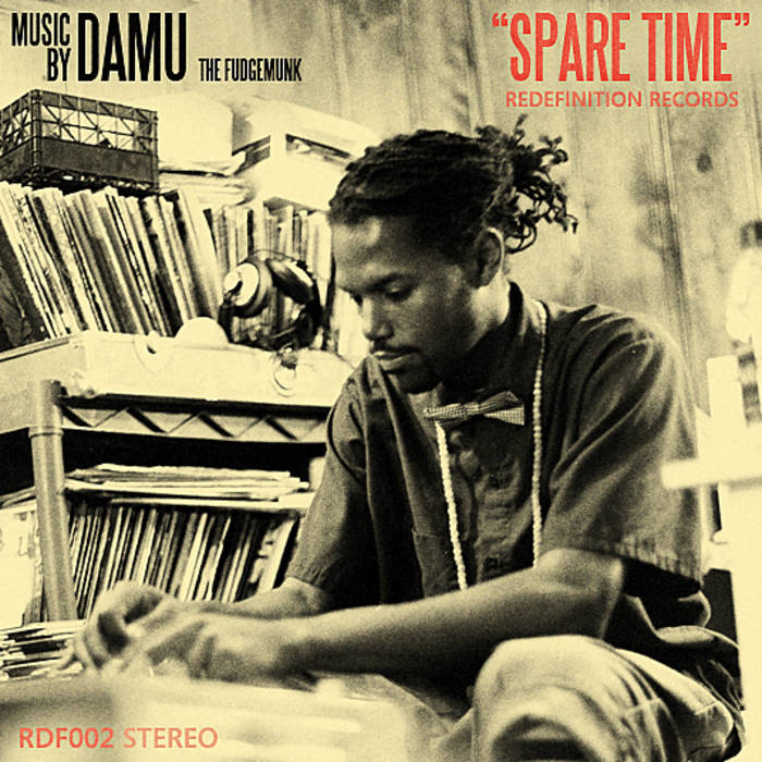 Spare Time cover art