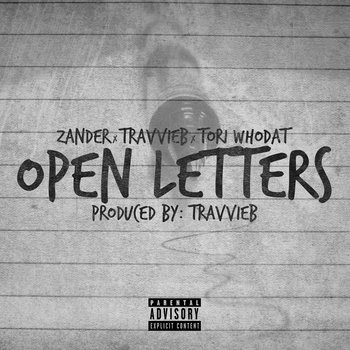 Open Letters - Single cover art
