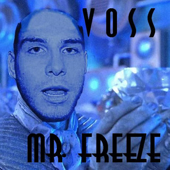 Mr. Freeze single cover art